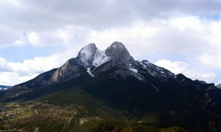 The Pedraforca