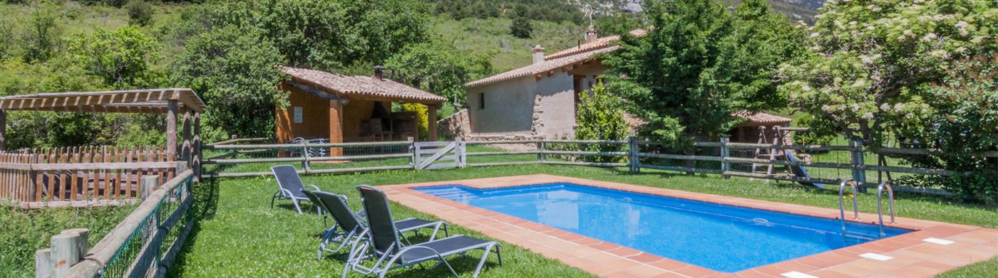 Tu casa rural catalunya 250 casas con precio y reserva online - Tu casa rural ...